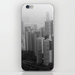 Hong Kong Island iPhone Skin