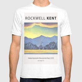 Rockwell Kent - Alaska Impression (Resurrection Bay), 1919 T-shirt