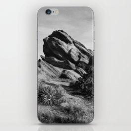 Vasquez Rocks iPhone Skin