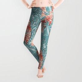 Pets Ink - Siamois Pattern Leggings