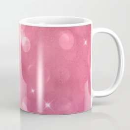 Passionate Pink Champagne Bubbles Coffee Mug