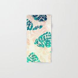 CALI TROPICAL LEAVES Hand & Bath Towel