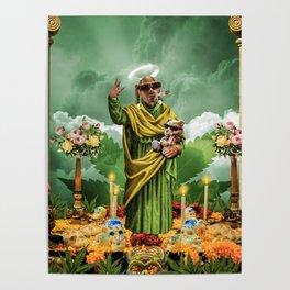 Dope Saint Poster