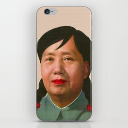 Auntie Mao Mao iPhone Skin