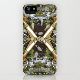 Page of Wands iPhone Case