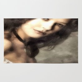 Catherine Zeta Jones Rug