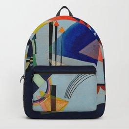 Wassily Kandinsky - Three Sounds Backpack