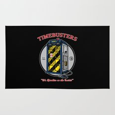 Timebusters Rug