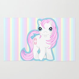 g1 my little pony baby Sundance Rug