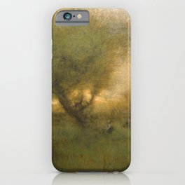 George Inness - In the Gloaming iPhone Case