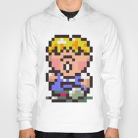 earthbound Hoodies featuring Pokey Minch - Earthbound/Mother 2 by Studio Momo╰༼ ಠ益ಠ ༽