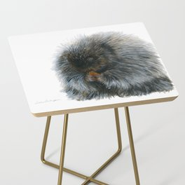 Vinnie the Porcupine by Teresa Thompson Side Table