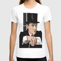 sherlock holmes T-shirts featuring Sherlock Holmes by Andy Harrison