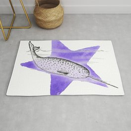 Narwhal Narwhal Rug