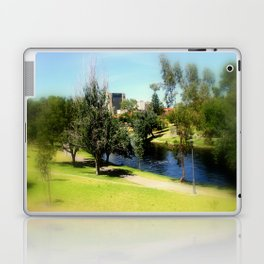 Adelaide Torrens River and CBD Laptop & iPad Skin