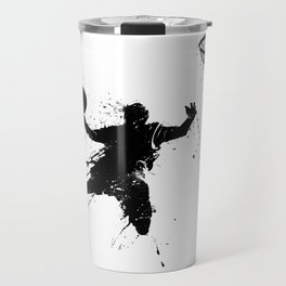 Slam dunk Basketballer Travel Mug