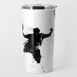 Slam dunk Basketballer Travel Mug