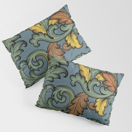 Acanthus Leaves Pillow Sham