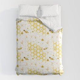 Honey Bees Comforters