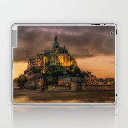 Le Mont Saint-Michel Laptop & iPad Skin