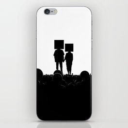 I have you. You have me. - US AND THEM iPhone Skin