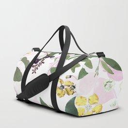 Natural Duffle Bag