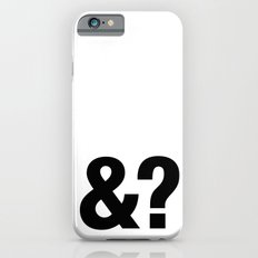 say it with less Slim Case iPhone 6