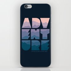Adventure (Isn't really my thing...) iPhone & iPod Skin