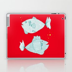 Two Old Fish Laptop & iPad Skin
