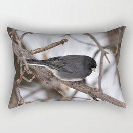 Junco Rectangular Pillow