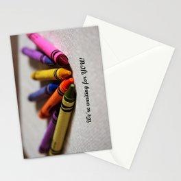 Crayon Love - Ready Set Create Stationery Cards