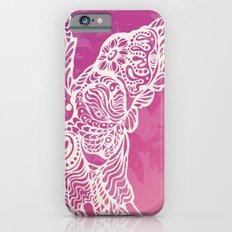Peruvian bird Gallito de las Rocas iPhone 6s Slim Case
