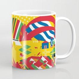 Flagscapes: World Farmscape Coffee Mug