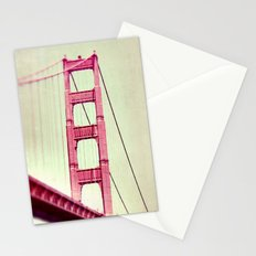 The Tip of the Bridge Stationery Cards