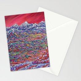 Colorado Mountainscape 2 Stationery Cards