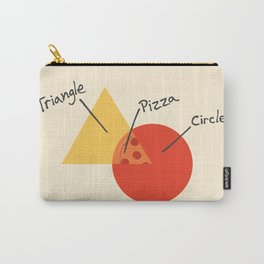 A College Venn Diagram Carry-All Pouch