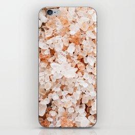 Healing Spa Salts iPhone Skin