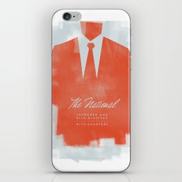 The National  iPhone Skin