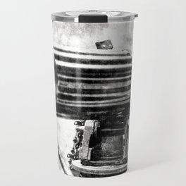Vickers Machine Gun Vintage Travel Mug