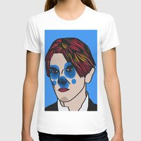 david bowie T-shirts featuring David Bowie by Arnaud Pagès