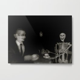 Dream Sequence from 'The Necromancer Part III' Metal Print