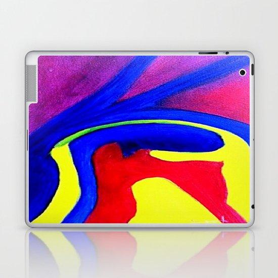 Bird's Eye Laptop & iPad Skin
