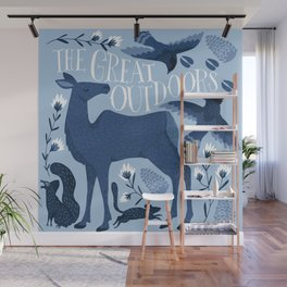 The great outdoors Wall Mural