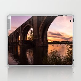 CSX A-Line Sunset Laptop & iPad Skin