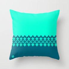 Jacquard 02 Throw Pillow