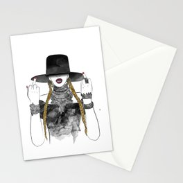 Creole Queen Bey Stationery Cards