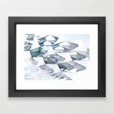 The Flying Playschool Framed Art Print