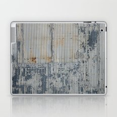 Warehouse District -- Rustic Industrial Farm Chic Abstract Laptop & iPad Skin