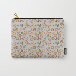 Repeat patterns Carry-All Pouch