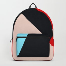 Abstract Shape #3 Backpack